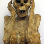 Foto:Sailko Quelle:https://commons.wikimedia.org/wiki/File:Mummie_di_cuzco_04.JPG Lizenz:CC