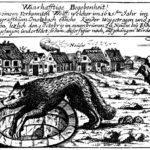 Bild:Lewenstein Quelle: https://commons.wikimedia.org/wiki/File:Werwolf_von_Neuses.png Lizenz. Puplic domain